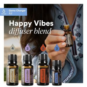 happy vibes diffuser blends